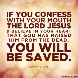 Romans 10-9