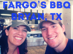 fargo's bbq, bryan texas video
