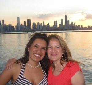 mom and me skyline chicago
