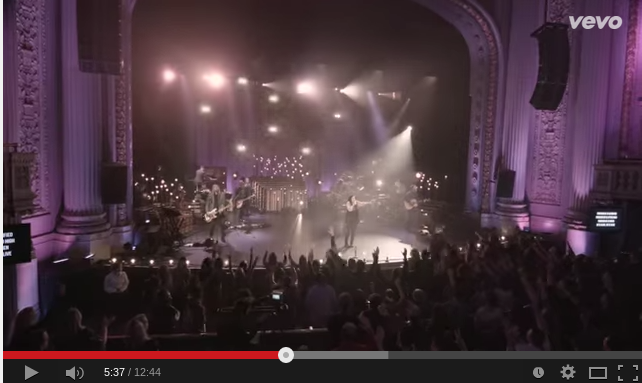 music video kari jobe forever live