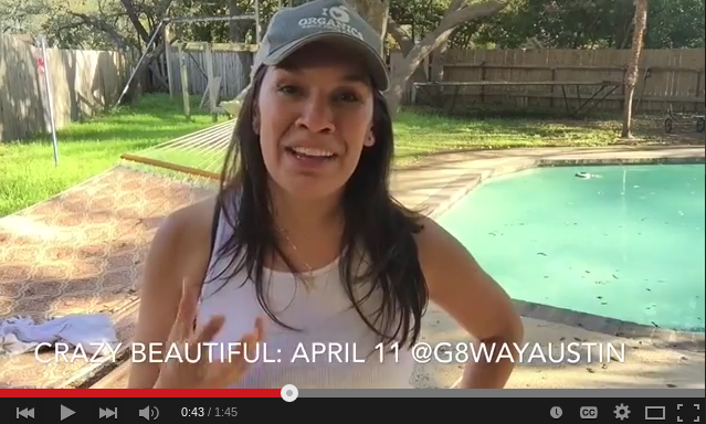 Crazy Beautiful: Women's Day Retreat with Gateway Church on April 11  #christian
