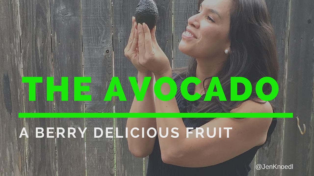 avocado fruit berry jen knoedl