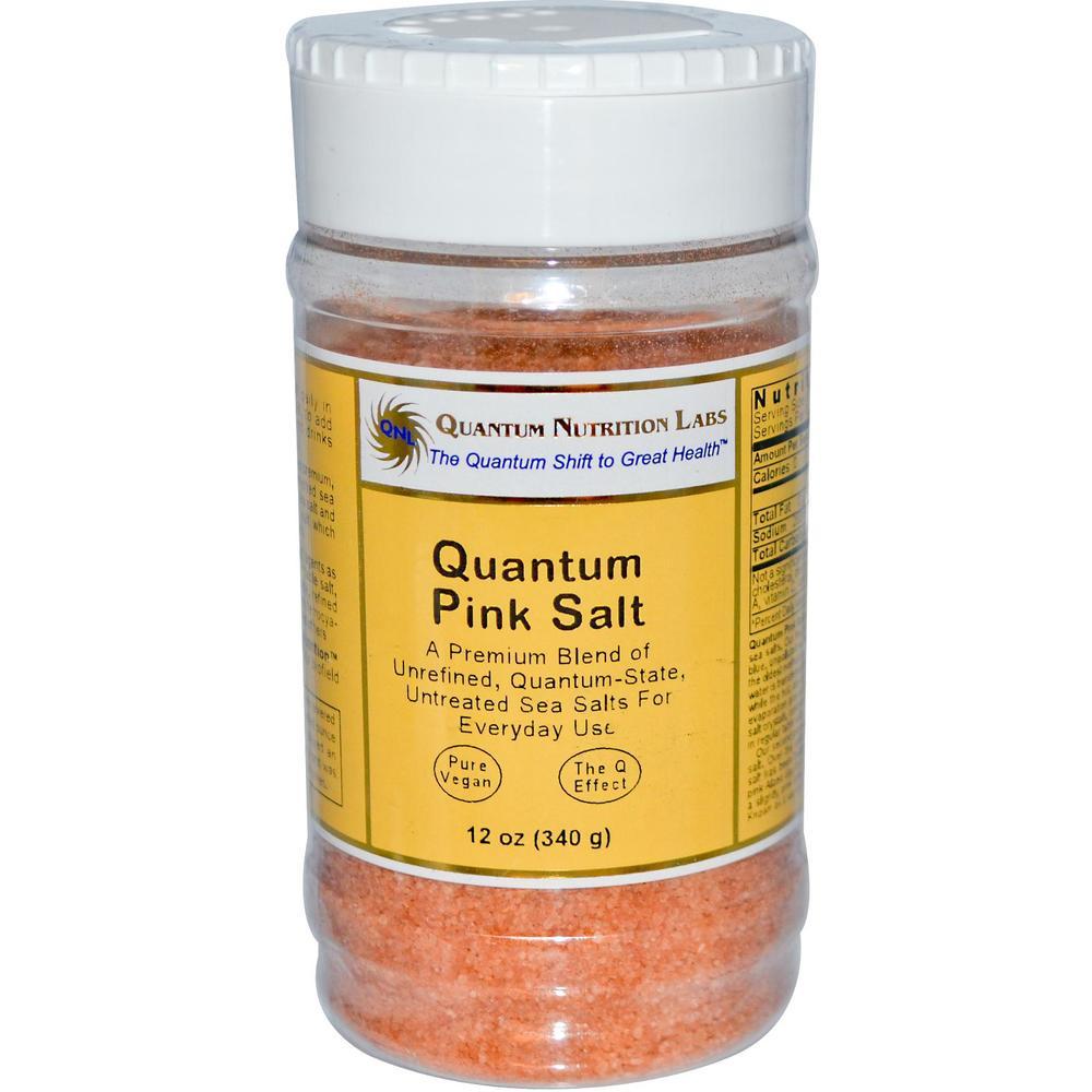 quantum salt