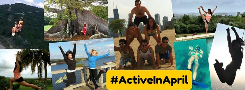 #activeinapril