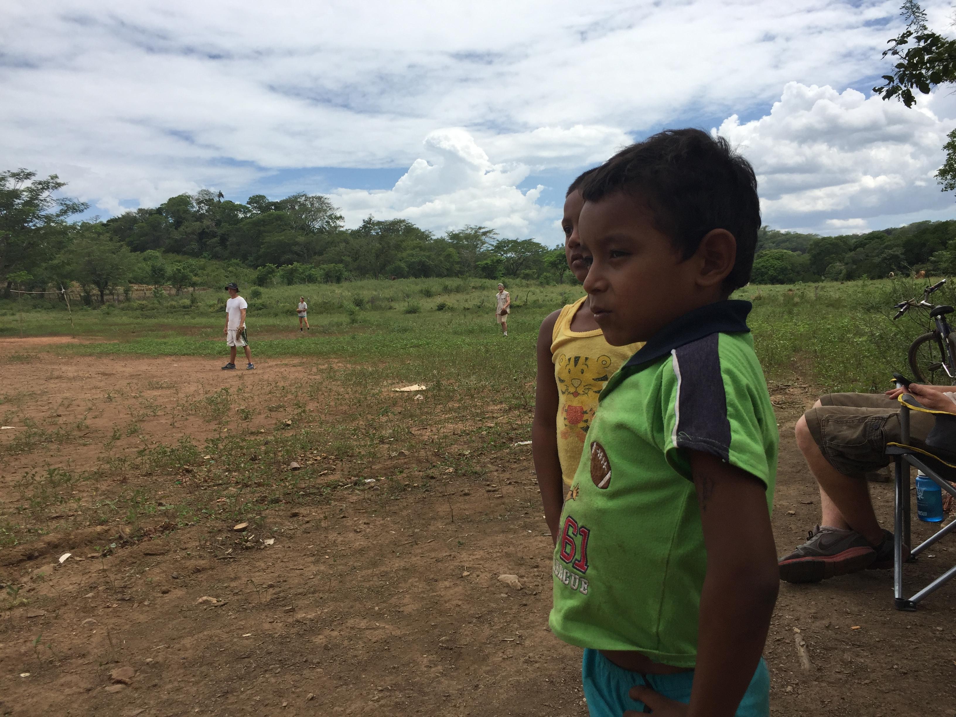 nicaragua matilde kid