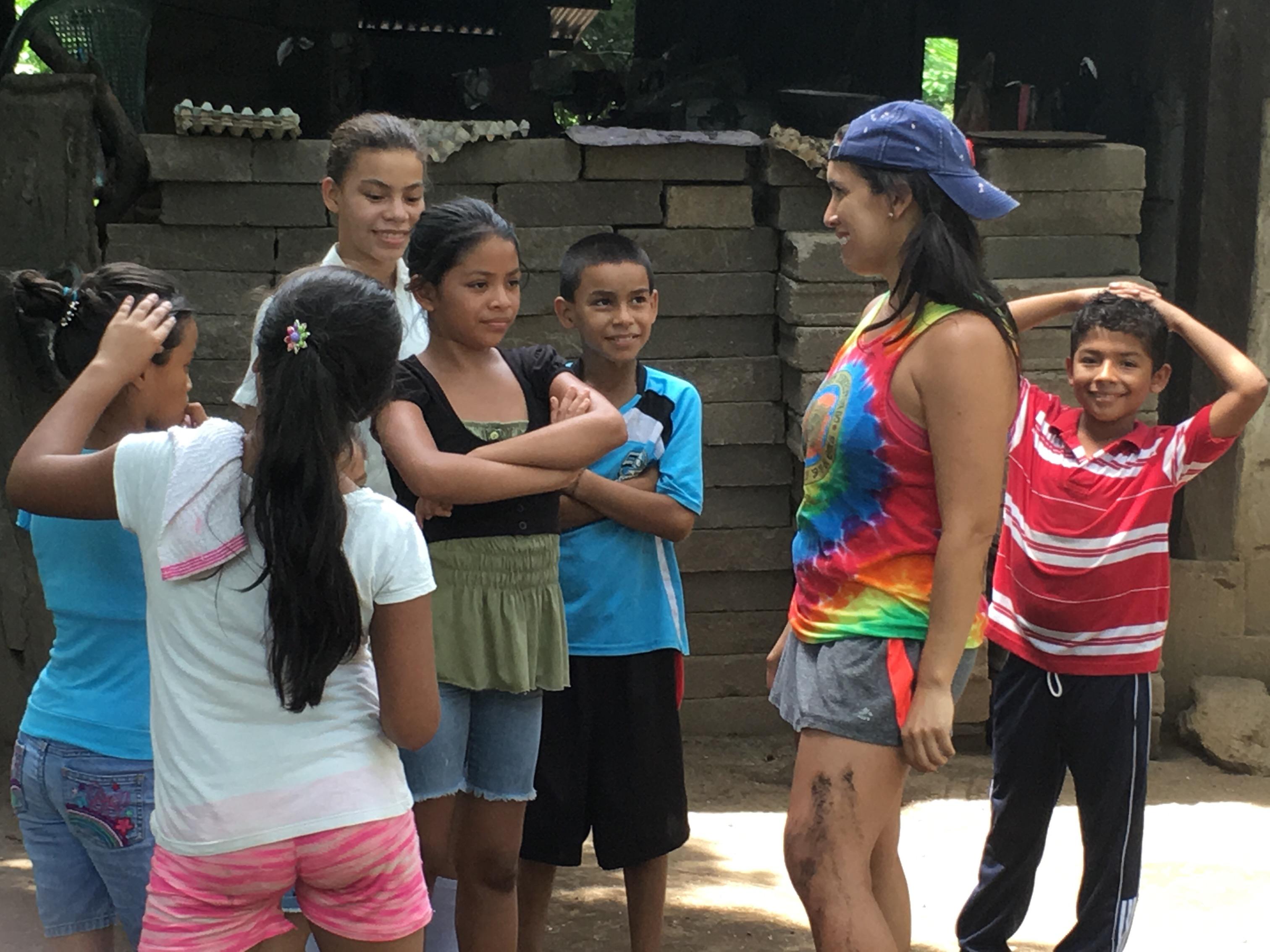 nicaragua kids mission trip vlog